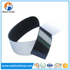OEM size self adhesive strips double sided hook and loop tape for decorating home small items