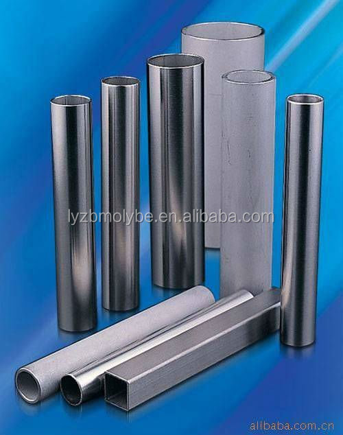 alloy molybdenum tube