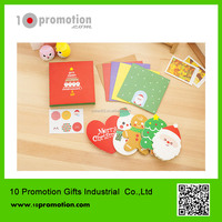 creative stationery greeting card set/christmas gift/letter