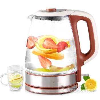 electric glass kettle cordless antique water glass kettle