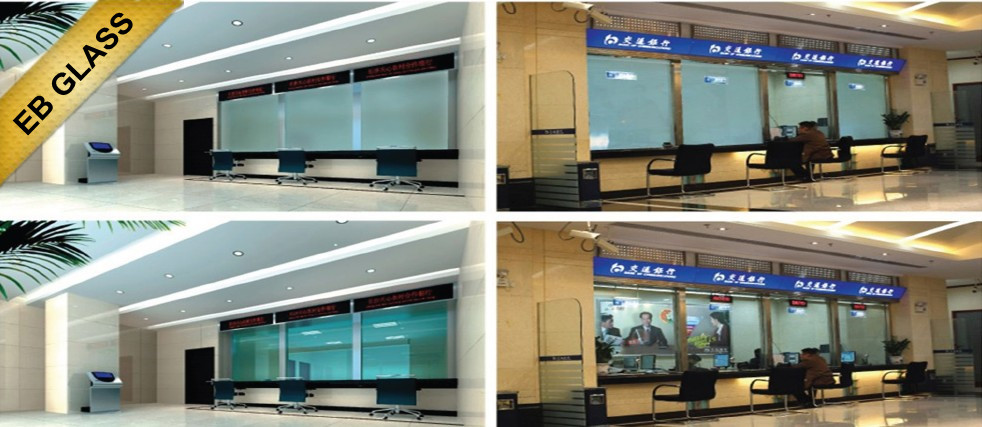electric glass tint,lcd switchable privacy glass,Smart Glas