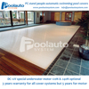 popular Polycarbonate swimming pool covers