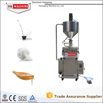 Multipurpose Filling Machine With Heating And Mixing HX-108HM
