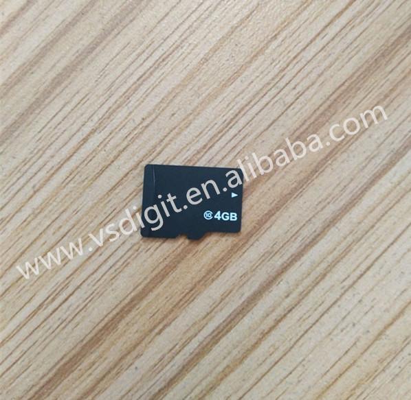 Precio más bajo de la tarjeta de memoria de 2 gb 4 gb 8 gb 16 gb 32 gb 64 gb micro sd con el adaptador gratis o embalaje a granel