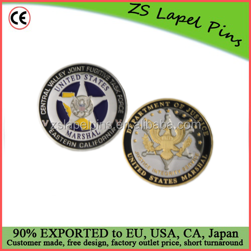 Free artwork design custom Central Valley Joint Central Valley Joint Fugitive Task Force Collector's Coin
