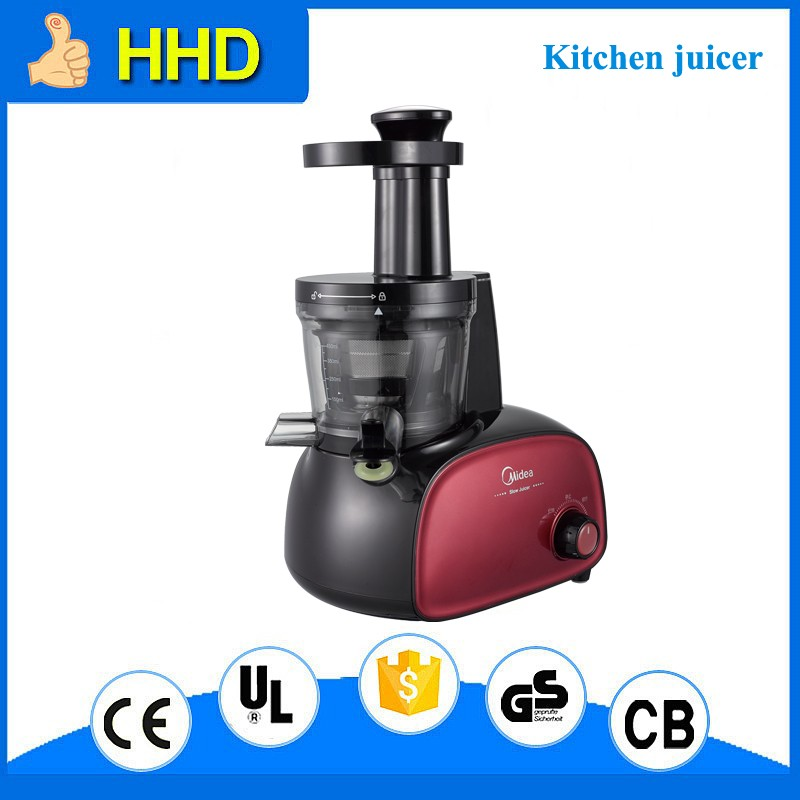 2017 Kicthen Appliances Slow Masticating Extractor Low Speed Juicer Slow Juicer