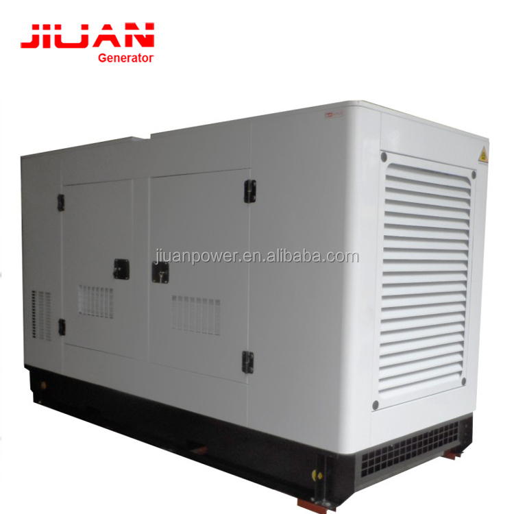 100kva Guangzhou Power Silent Electric Factory Price sel Generator on
