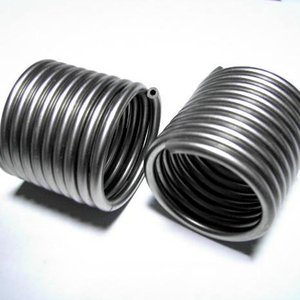 Seamless SUS304 316L Stainless Steel Pipe Coil Rolled / Heat Exchanger Tube /Capillary Tube Coil