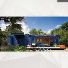prefab shipping container house building, 40ft container house