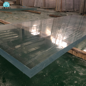 Wholesale high strength fireproof transparent pmma acrylic sheet