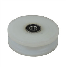 high quality plastic parts custom made pulley