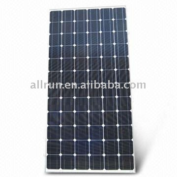 promotion price high eficiency mono solar panel 185W with Germany solar cell