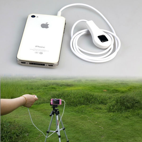 Wired Shutter Portable Camera Control Remote Shutter Control Release for Iphone6 CL-40