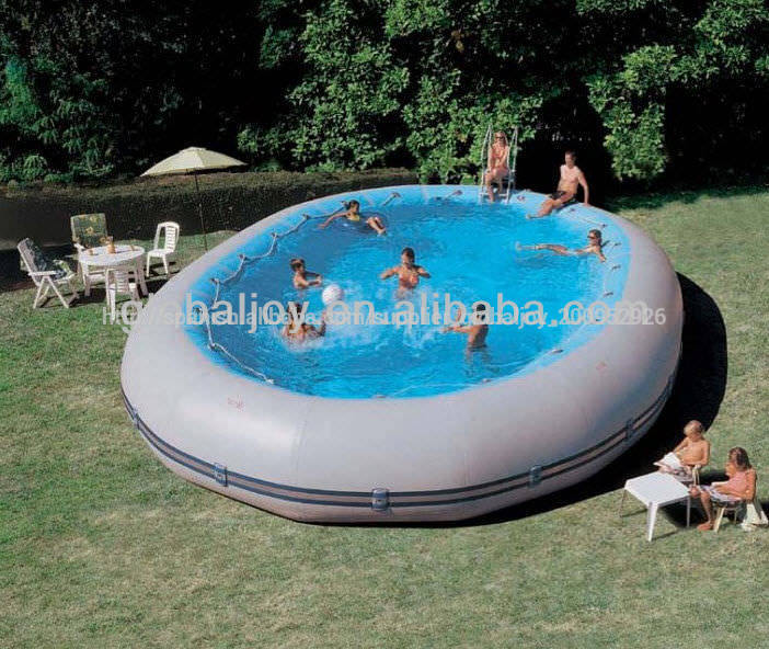grandes piscinas inflables de nataci n de la piscina para