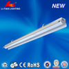 Energy saving anti-glare thick aluminum die casting 40w 60w led tubes8 light fixture