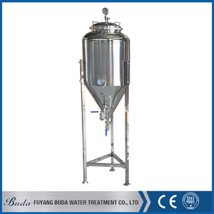 Professional small fermenter, mini brewery equipment 5hl, micro brewery used