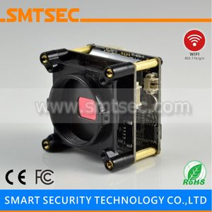 SIP-E5658DWC OV5658 CMOS Hi3516D H.265 5.0mp WIFI USB Audio RS485 Alarm H.264/H.265 CCTV Security IP Camera Module With Cable