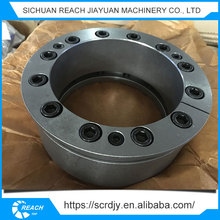 Professional keyless shaft locking bushing
