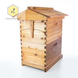 2017 Langstroth Or Australia Honey Flow Hive For Bees With 7 Frames From China Manufacture