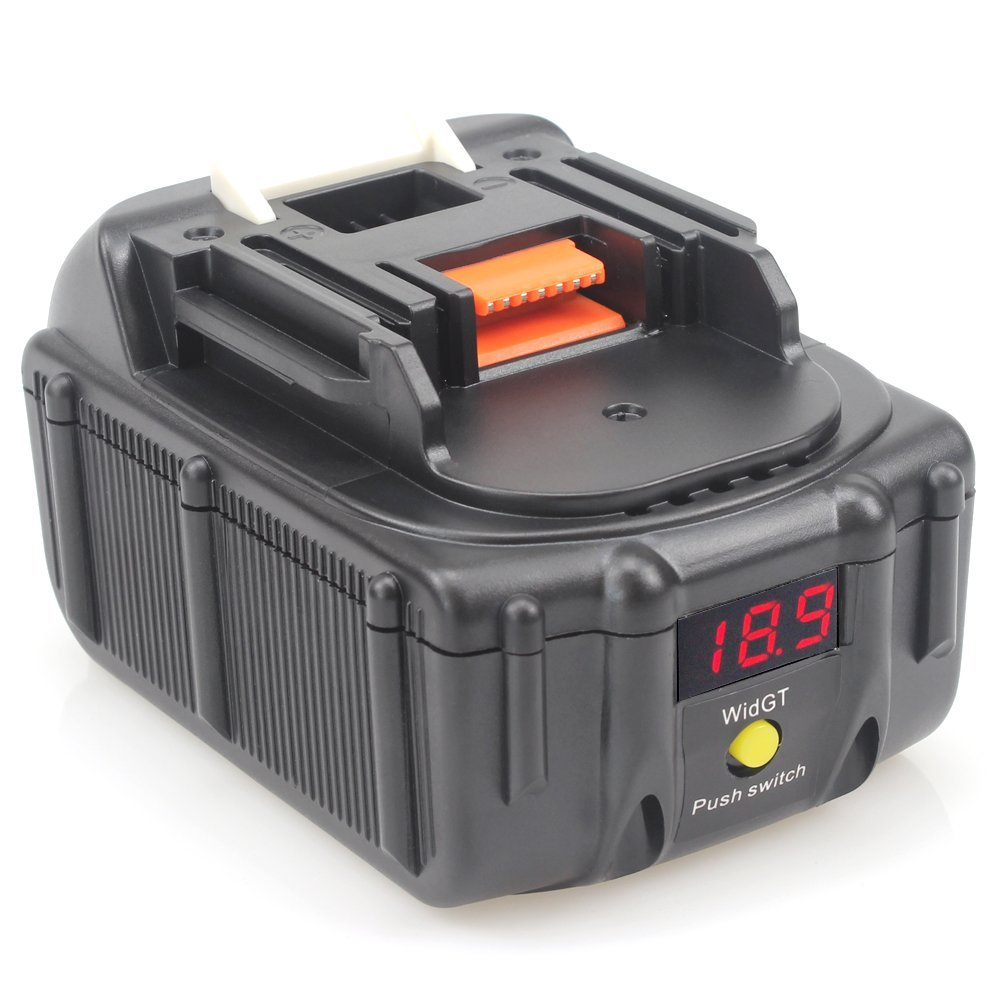 For Makita 18V 5Ah for Makita BL1850 BL1840 BL1830 Li-ion Replacement Battery