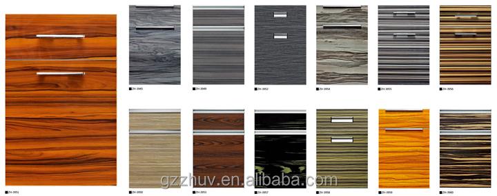 High Gloss Laminate Cabinet Doors: Wholesale Uv High Gloss Laminate /mdf Kitchen Cabinet Door
