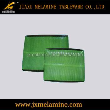 12u0027u0027 14u0026quot; melamine ware banana leaf plate  sc 1 st  Alibaba & 12u0027u002714
