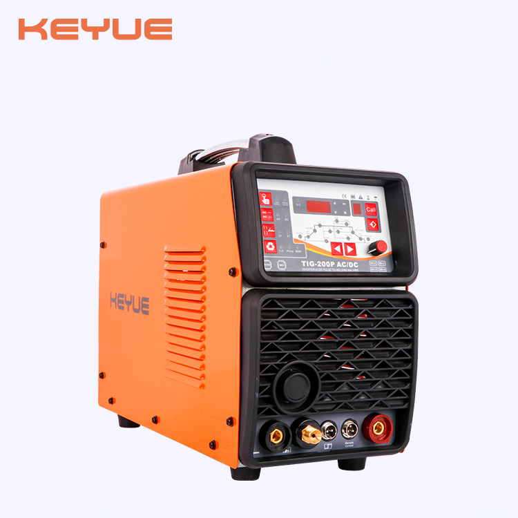 stainless steel welding machine argon welding machine ac dc pulse tig welder TIG 200 PACDC