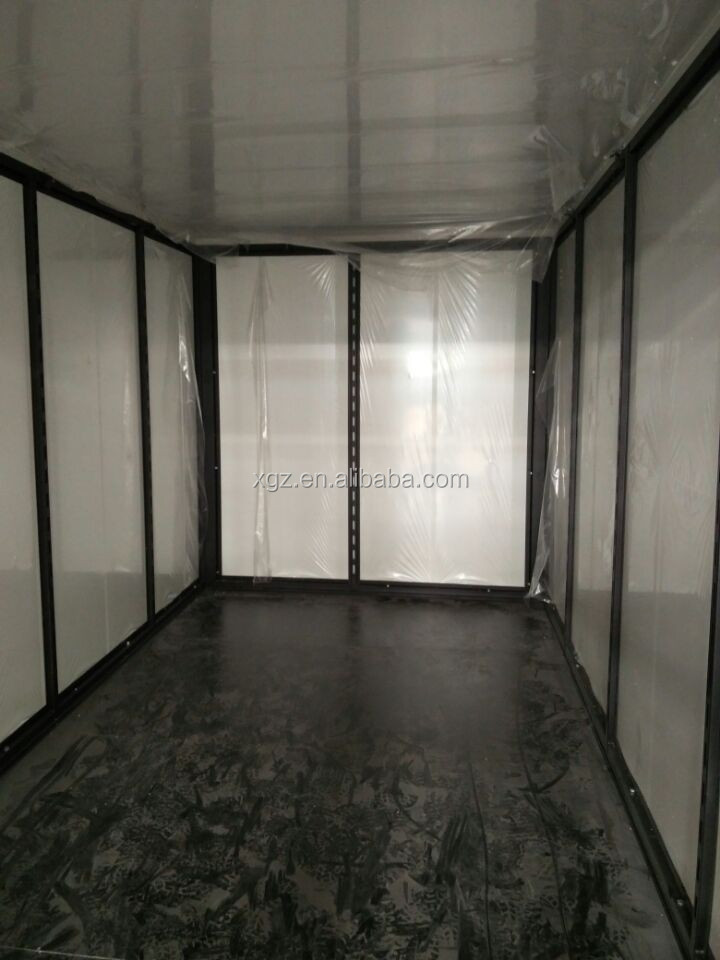 Mobile 20ft portable storage container