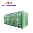CSC China Container for Sale China Supplier 10 Feet Open Side Shipping Container for Sale