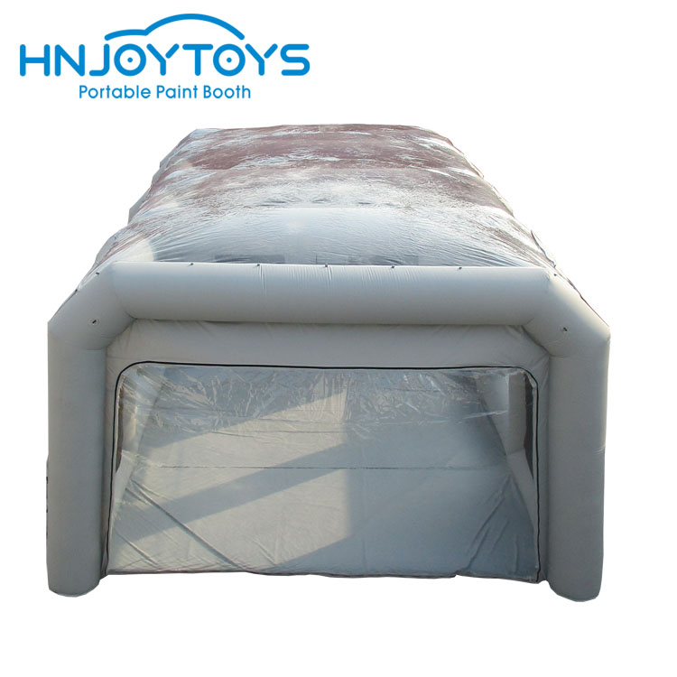 Hot Sale Inflatable Spray Paint Booth Tent Furniture Spray