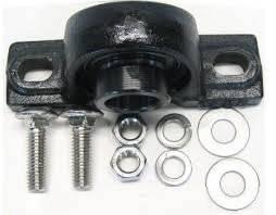 Western Plow Part # 95488 - Chute Bearing Kit 1 in. Pillow Block