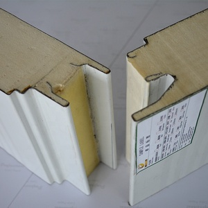 Double sided metal insulation sandwich panels used in Australia