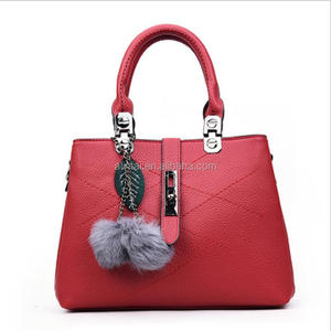 Wholesale Fashion Muti Color PU Leather Lady Handbag Designer Brand Name Luxury Woman Handbag