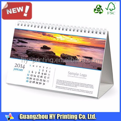 Wholesale personalized chinese creative table desk innovative calendar