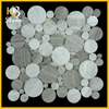 Best selling low price crema marfil marble tile for decoration