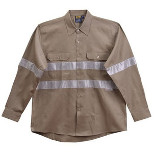 Reflective Working Shirt/ Working Shirt/ Staff Dress Shirt & workwears