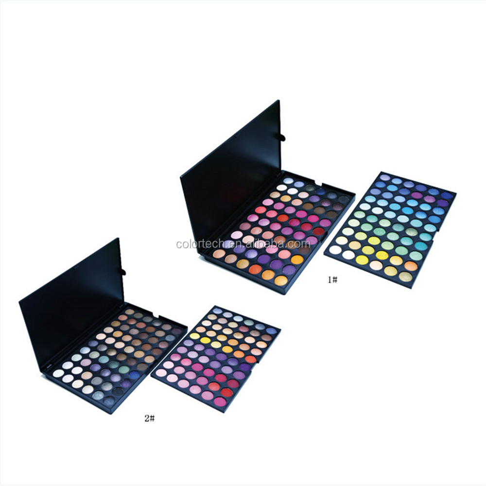 Wholesale Eyeshadow palette professional eyeshadow palette private label 120 colors