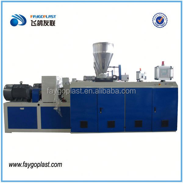 power saving hdpe laboratory extruder