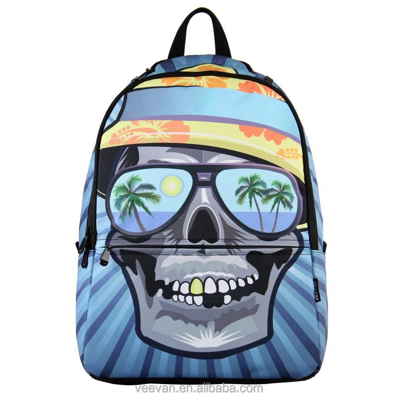 Wholesale 15pcs/log Free shipping cool book bag back pack ...