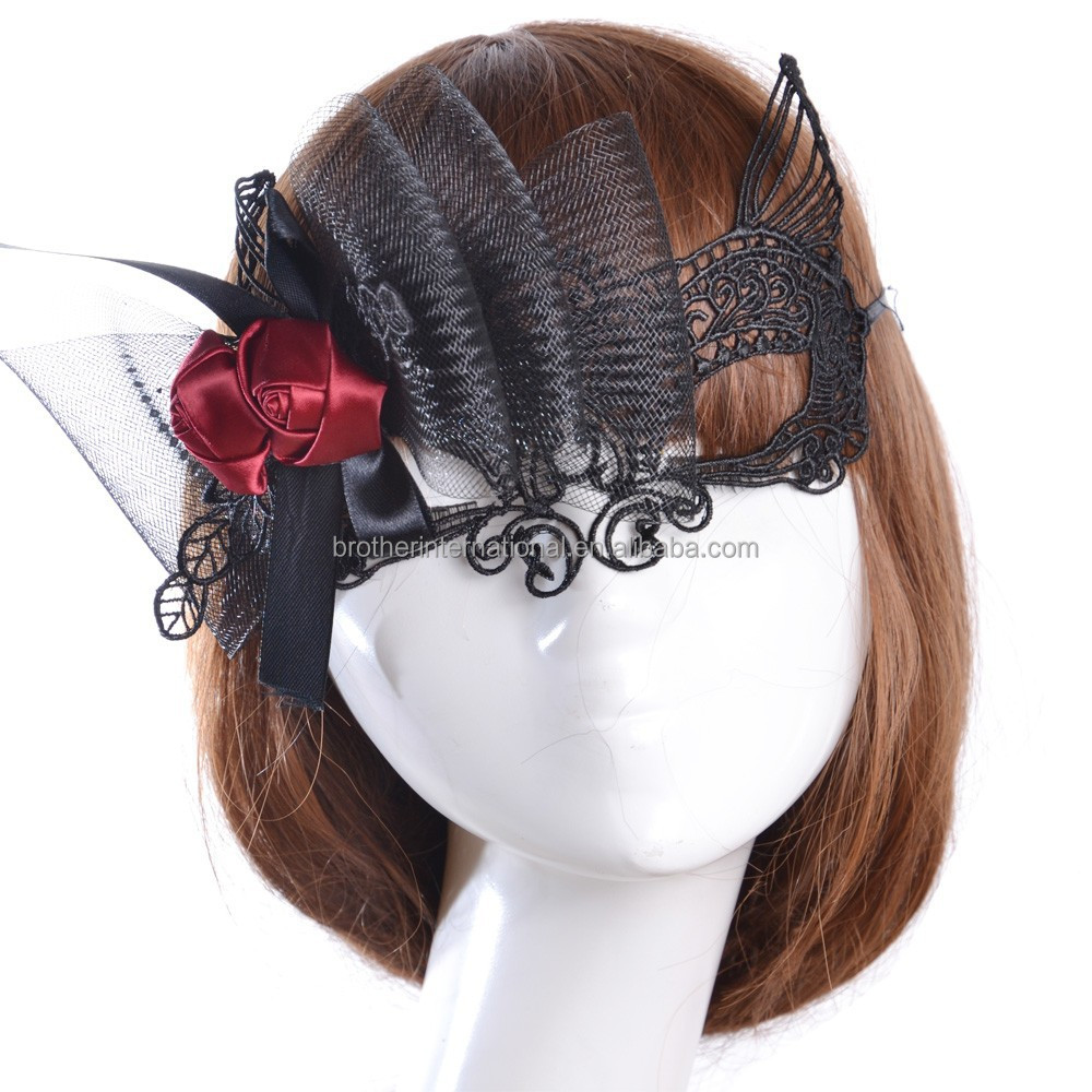 Sexy dancing queen lace fancy carnival masks party masquerade mask