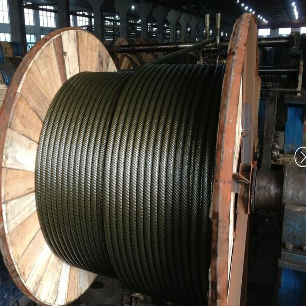 Steel Wire Rope For Crane In Steel Wire - Buy 16mm Steel Wire Rope ...