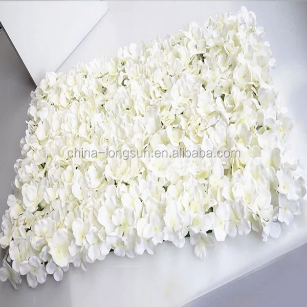 Lsd 1609231655 Kunstliche Hortensien Hochzeit Blume Matte In Lila
