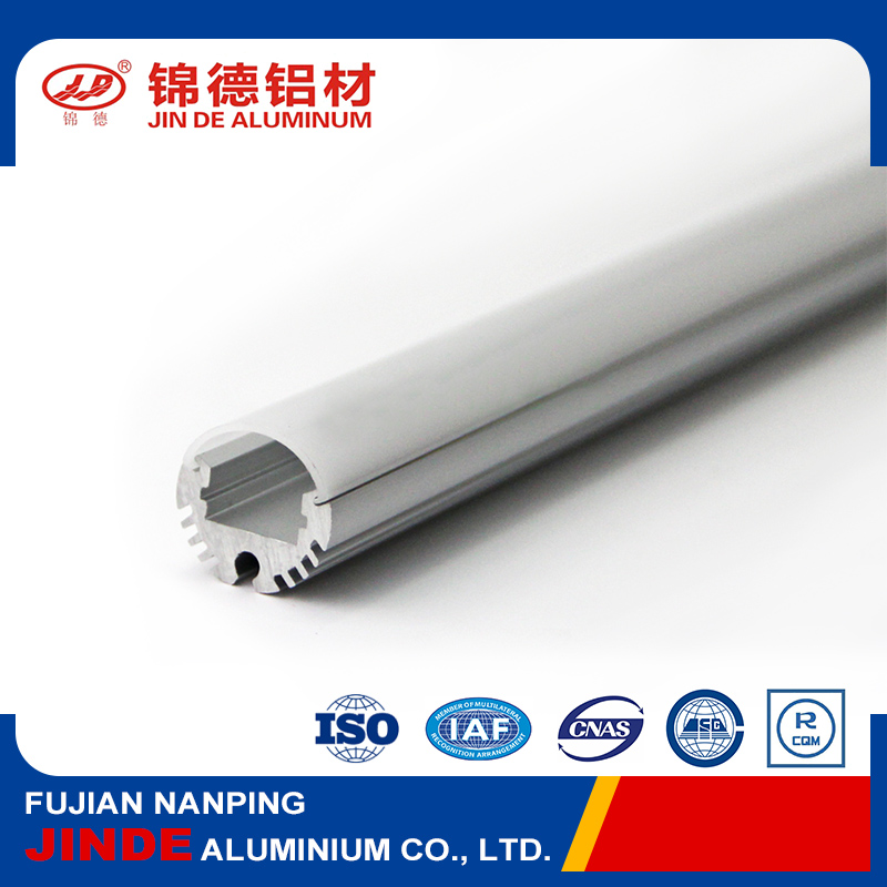Free samples aluminum alloy led extrusion corner