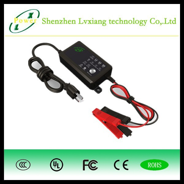 12/24V Auto Electric Car Battery Charger/Jump Starter for Lead Acid Battery