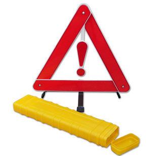Экстренный вызов предупреждение аварийного знак остановки парковки полосы упаковочной коробке