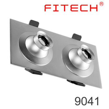6w 3000k Ce Eyeball Focusable Dimmable Led Under Cabinet Lights ...