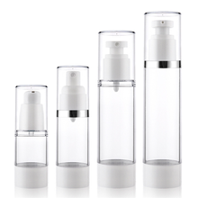 15ml 30ml 50ml 80ml 100 ml 1 unzen 2 unzen 3 unzen runde airless pumpe lotion flasche 100 ml