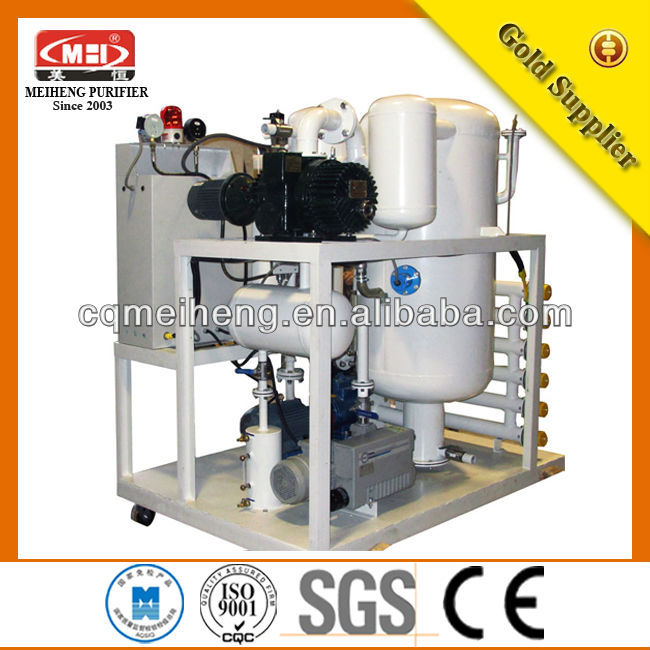 High-efficiency Vacuum Used Oil Recycle Machine(Series ZL) industrial water filtration systems