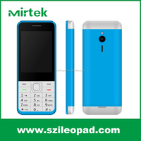 2.8inch feature phone quad band dual sim dual standby
