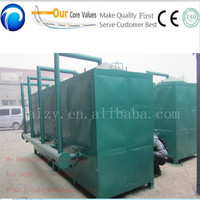 HOT continuous working wood log charcoal making machine/wood briquettes carbonization furnace
